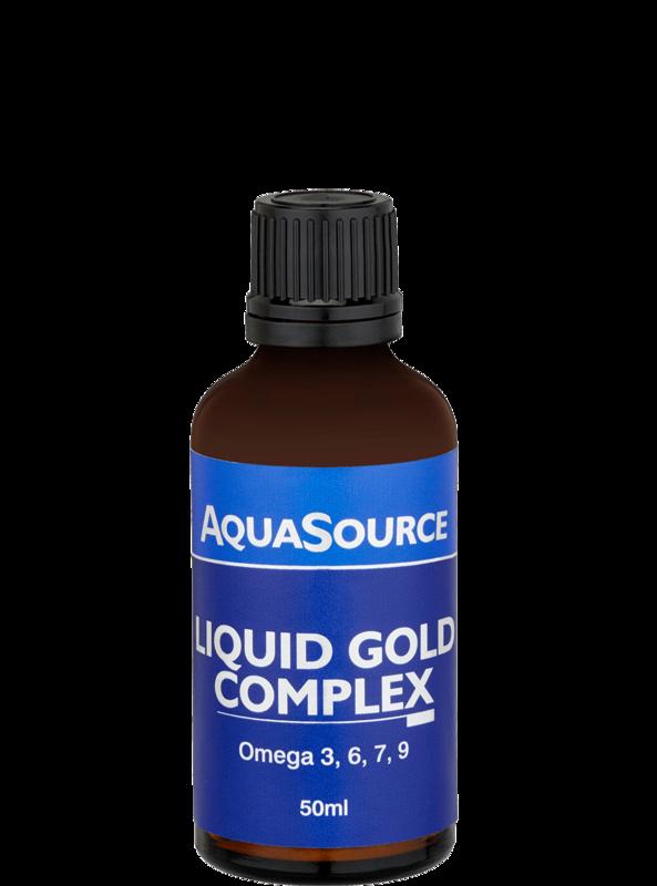 AquaSource Комплекс Течно злато 50ml