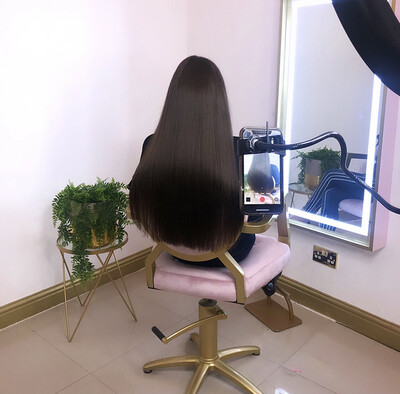 4 Method Online Hair Extensions Training Course + Extra Training Hair