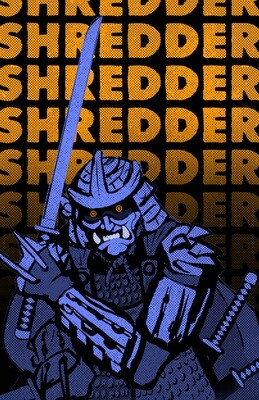 Shredder II