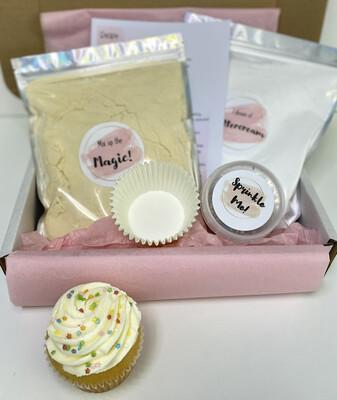 B.I.Y Cupcake Kit - Simply Vanilla