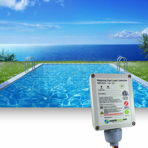 Zigbee Smart Energy Wireless Metering Load Switch / Controller