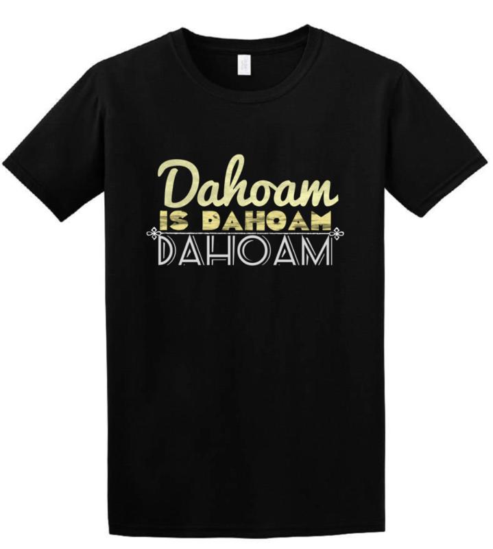 Shirt Dahoam is Dahoam Dahoam