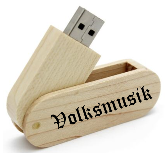 USB Stick 16GB Ahorn - personalisierbar