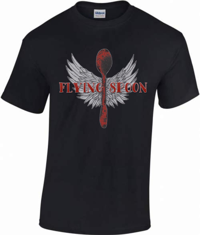 Shirt Flying Spoon