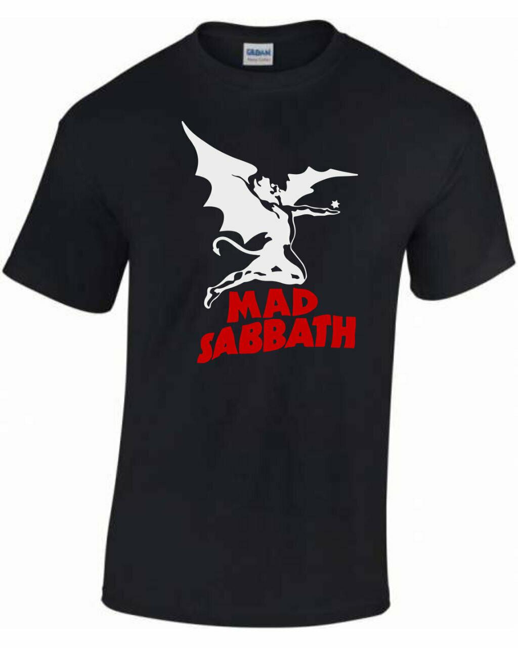 Shirt Mad Sabbath
