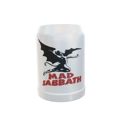 Kaffä Hefal - Mad Sabbath (Bierkrug)