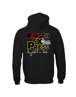 Hoodie Rauschexpress (Uni)