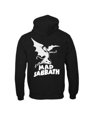 Hoodie Mad Sabbath (Uni)