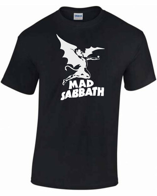 Shirt - Mad Sabbath- Kinder