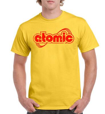 Shirt Atomic gelb