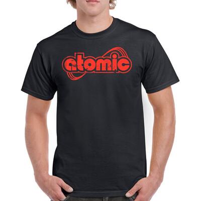 Shirt Atomic schwarz