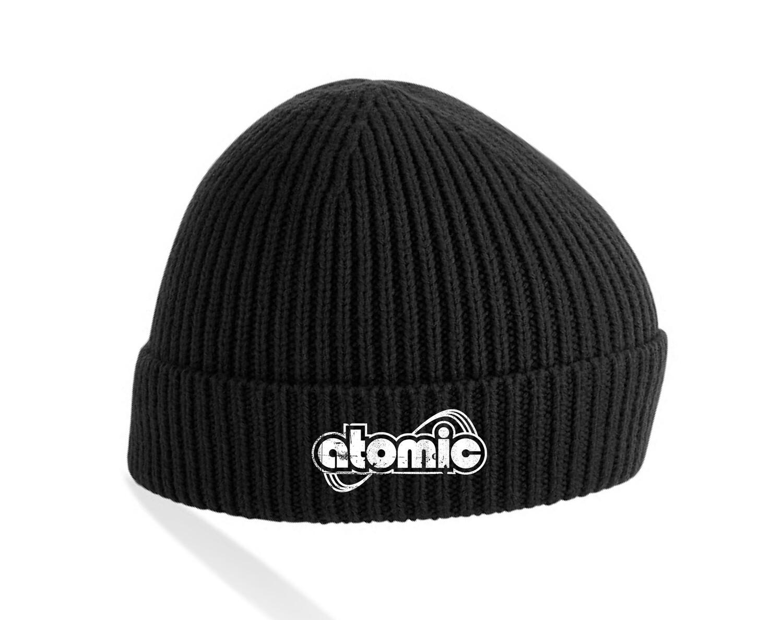 Mütze Aufschlagdesign - Atomic