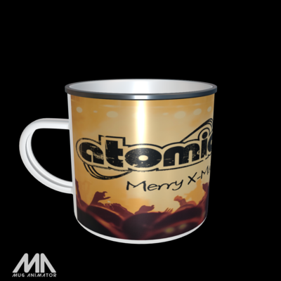 Atomic - Glühweinbecher 0,3l