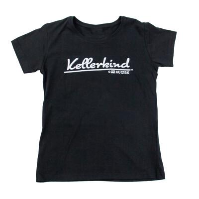 UG1 - Kellerkind T-Shirt - Schwarz / Weiß (Men)