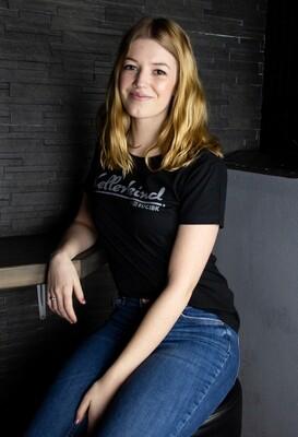 UG1 - Kellerkind T-Shirt - Schwarz / Grau (Women)