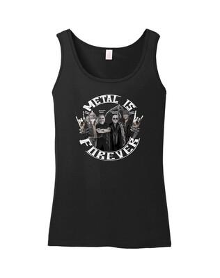 Tanktop - Metal is Forever (3 Metal Maniacs)  - (Women)