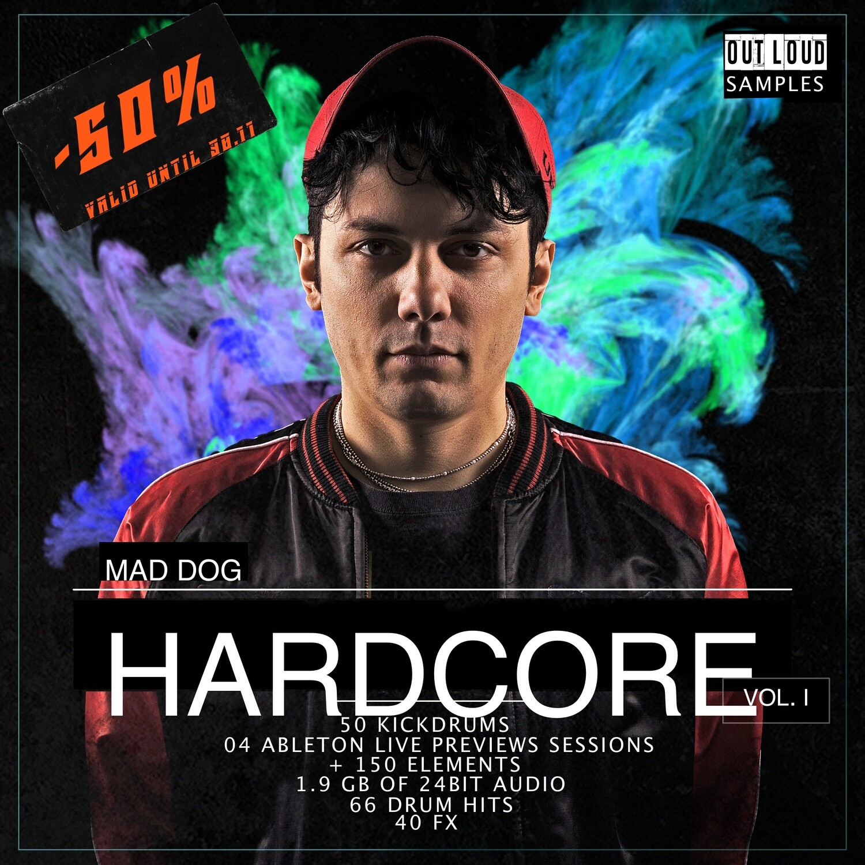 MAD DOG - Hardcore Vol.1