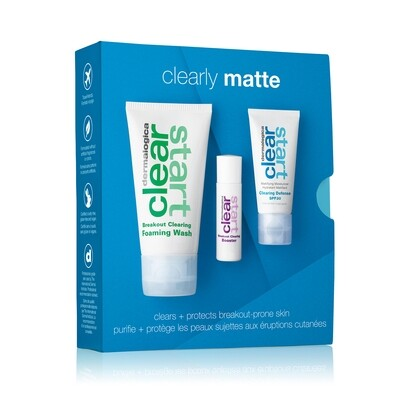 dermalogica® Clearstart Clearly Matte Skin Kit