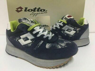 Scarpe Sneakers Donna Lotto Leggenda Tokyo Wedge W