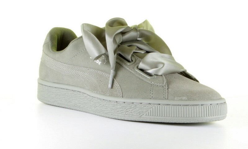 Sneakers PUMA Suede Heart Pebble Wn's