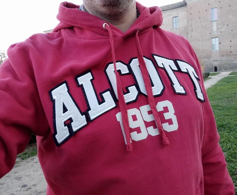 Felpa ALCOTT 1953