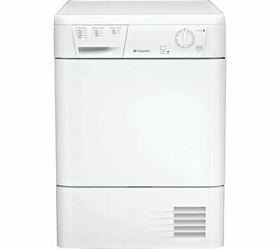 HOTPOINT BRAND NEW CONDENSER  TUMBLE DRYER MODEL FETC70P