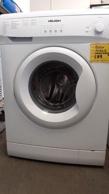 BUSH 6KG WASHING MACHINE  A126Q 6 MONTHS WARRANTY