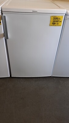 BLOMBERG  FROST FREE UNDER COUNTER FREEZER 85 CM TALL 55 CM WIDE FNE1531P