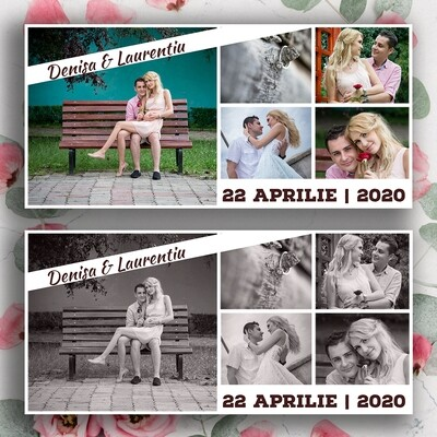 Invitatie Nunta NDV 007