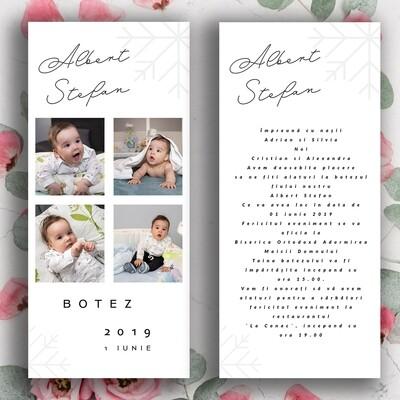 Invitatie Botez NDV 094