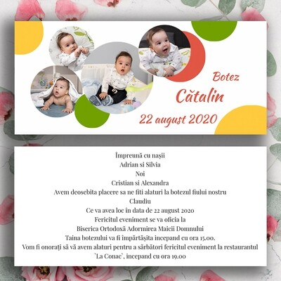 Invitatie Botez NDV 080