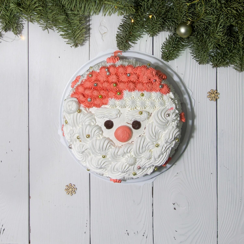 Торт «Дед Мороз»