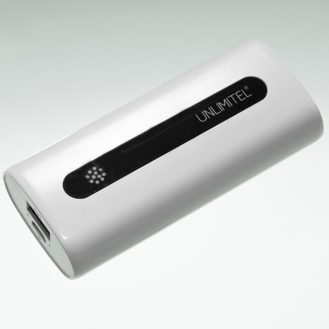 PowerBank Unlimitel 5200mAh