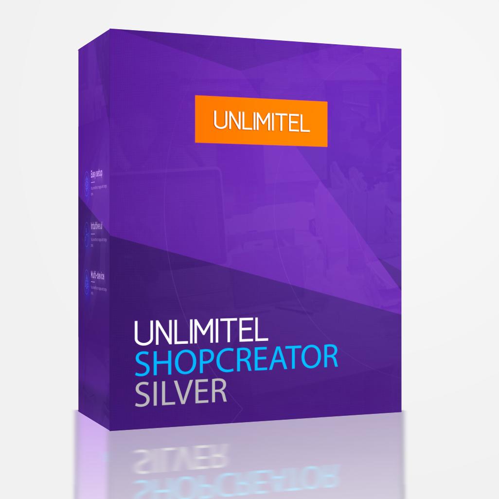 UNLIMITEL ShopCreator Silver