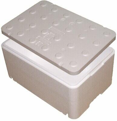 Fischbox FB250 biły 48 litrów kolor biały