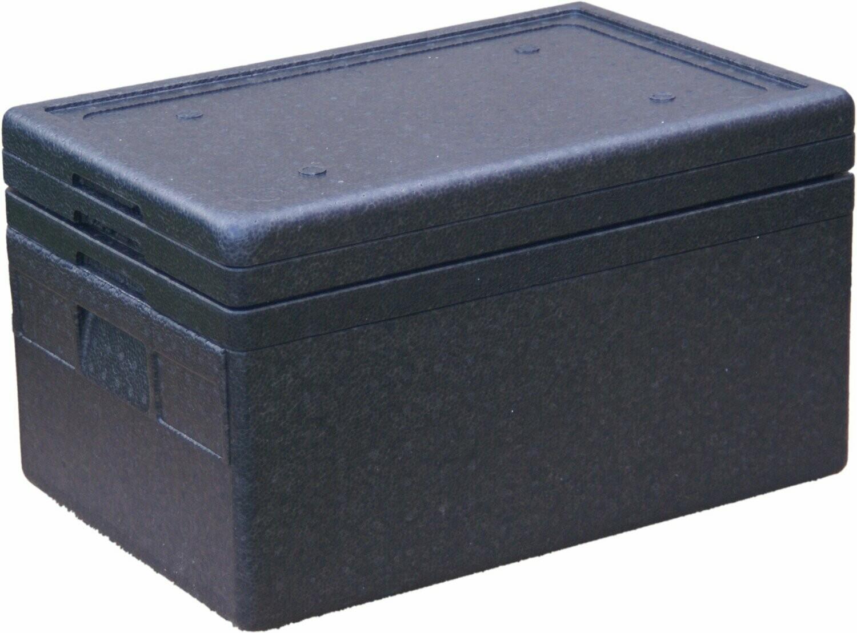 Pojemnik Termobox 60x40x28 GN1/1 Gastrobox z przekładką ciepłą.
