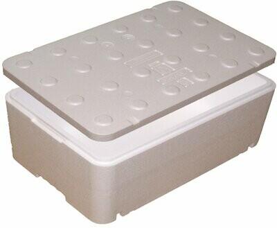 Fischbox FB120 biały 23 litry kolor biały