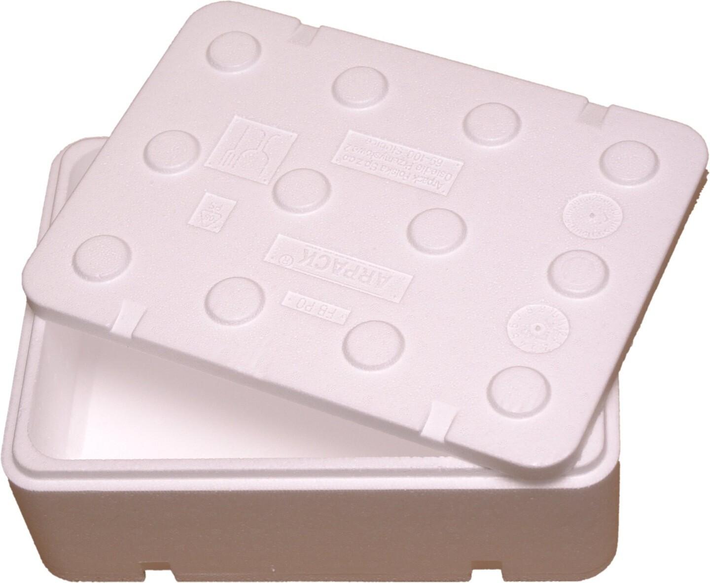 FB130 pudełko styropianowe Termobox 40*30*14,3 cm