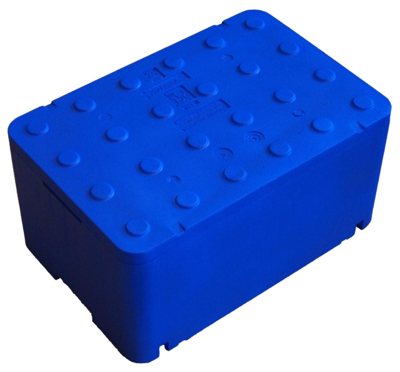 Fischbox FB250  48 litrów kolor niebieski