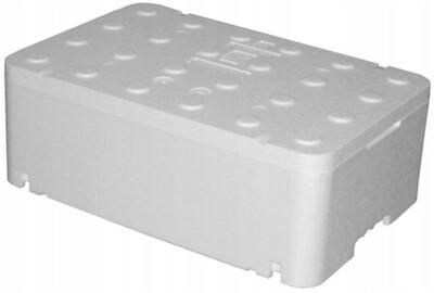 FB100 pudełko termoizolacyjne fischbox 60x40x14,6cm   21,89 litra