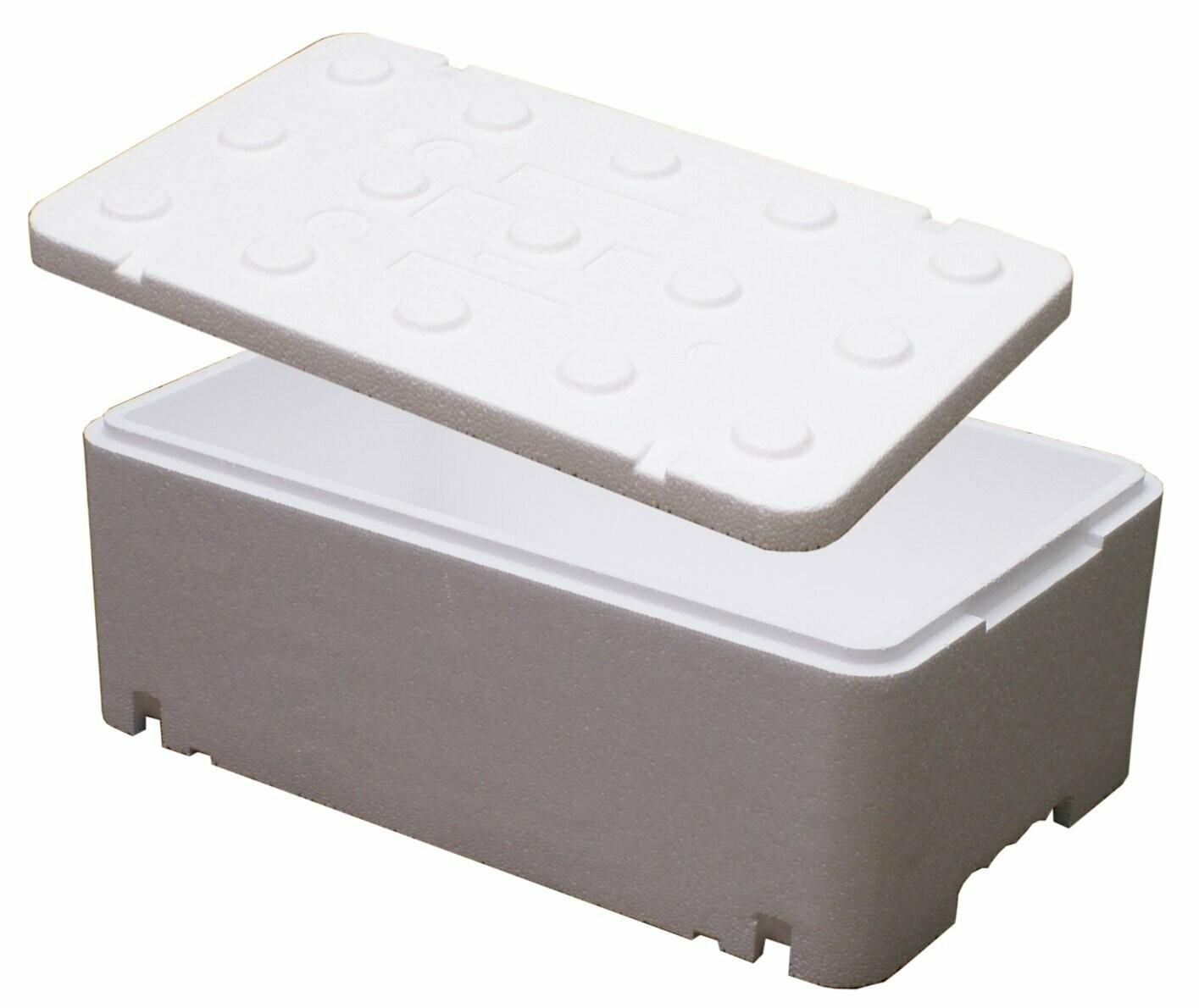 FB213 pudełko termoizolacyjne 500x300x200  poj. 20,08 litra