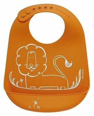 Bucket Bib: Lion