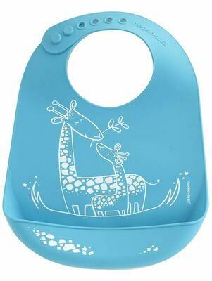 Bucket Bib: Giraffe