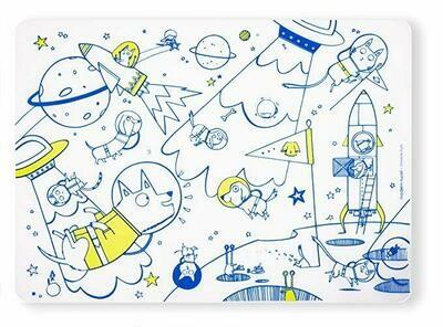 Mark-Mat: Space Animals