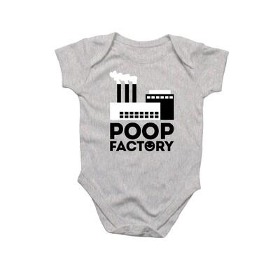Poop Factory Onesie
