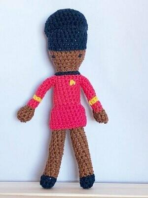 Lieutenant Uhura Doll