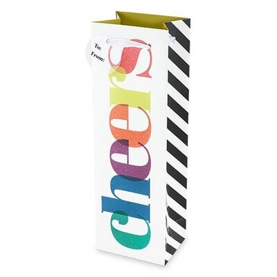 Colorful Cheers Gift Bag