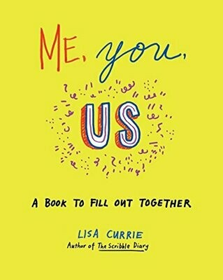 Me, You, Us - a book to fill out together