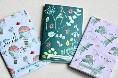Set quaderni