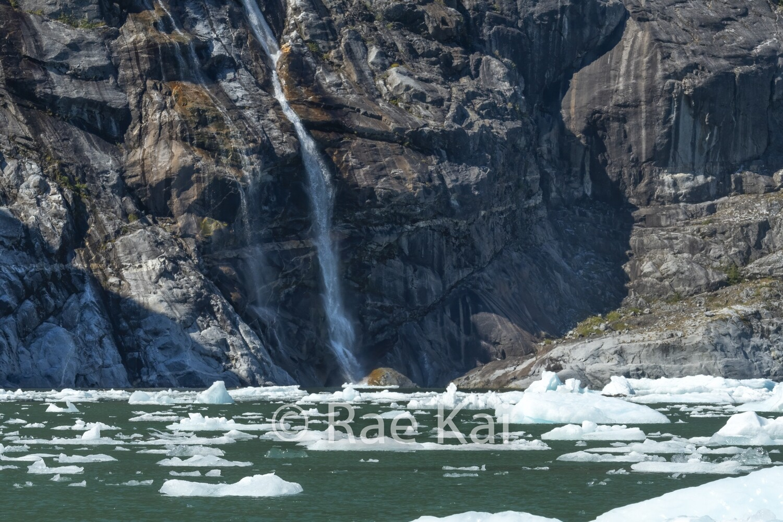 Glacial Falls-Traditional Photo